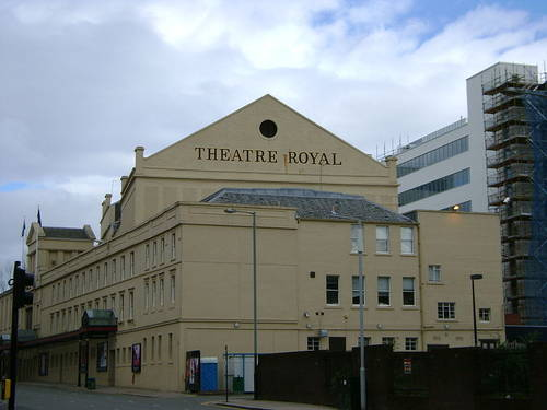 Глазго - Theatre Royal