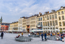 Площадь Grand - Place - © Gregory Mathelot